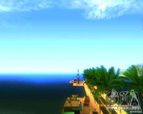 Modificación gráfica global para GTA San Andreas
