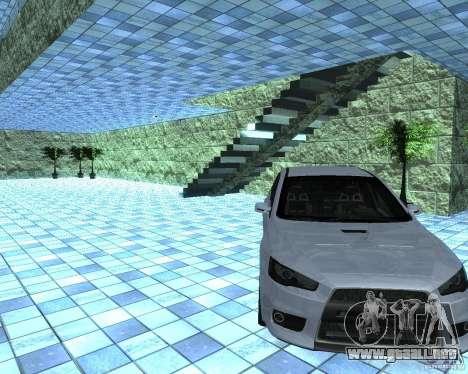 HD Motor Show para GTA San Andreas tercera pantalla