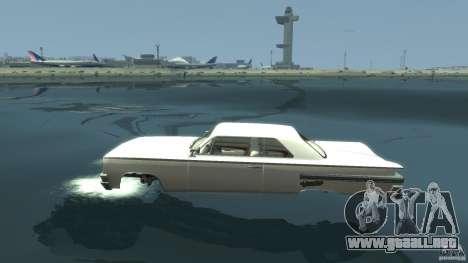Voodoo Boat para GTA 4 left