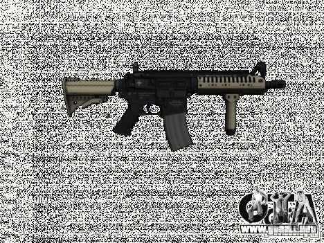 M4 de Call of Duty para GTA San Andreas