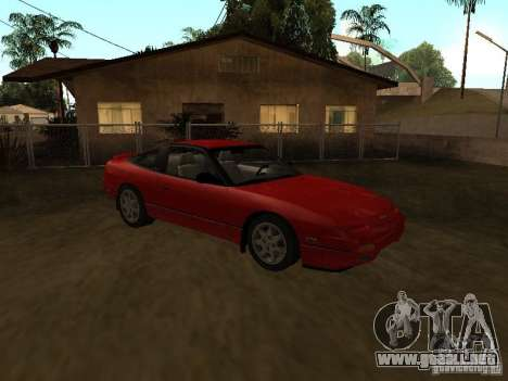 Nissan 240SX tunable para GTA San Andreas left