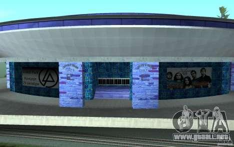 Un nuevo estadio en San Fierro para GTA San Andreas segunda pantalla