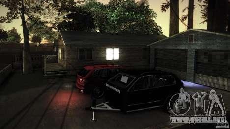 BEAM X5 Trailer para visión interna GTA San Andreas