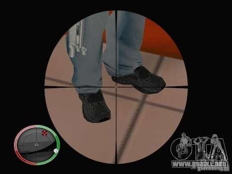 Nike Air Max para GTA San Andreas quinta pantalla