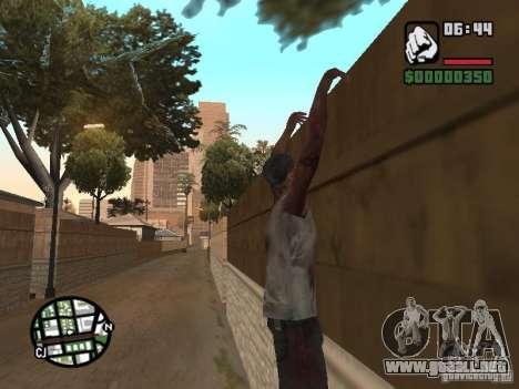 Markus young para GTA San Andreas tercera pantalla