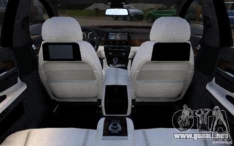BMW 760Li 2011 para GTA motor 4