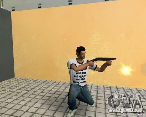 Pak de GTA 4 el Lost and Damned para GTA Vice City quinta pantalla