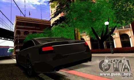 Audi A6 Blackstar para el motor de GTA San Andreas