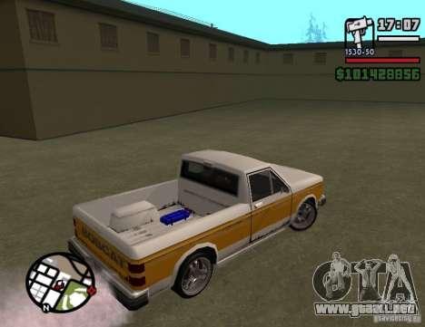 Tun complects para GTA San Andreas segunda pantalla