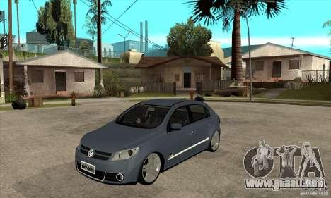 Volkswagen Gol G5 para GTA San Andreas