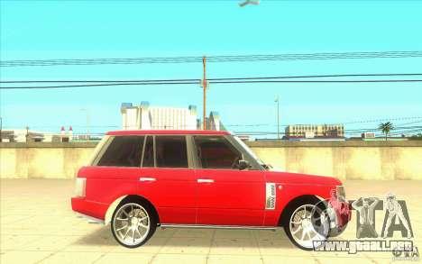 Arfy Wheel Pack 2 para GTA San Andreas séptima pantalla