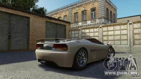 Turismo Spider para GTA 4 left