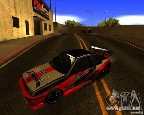 GTA VI Futo GT custom para la visión correcta GTA San Andreas