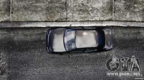 Toyota Corolla 1.6 para GTA 4 visión correcta