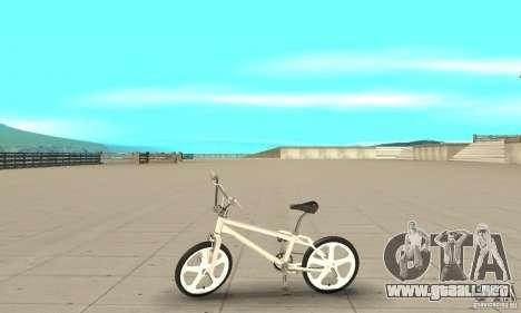 Skyway BMX para GTA San Andreas left