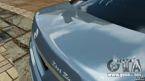 Mercedes-Benz S W221 Wald Black Bison Edition para GTA 4