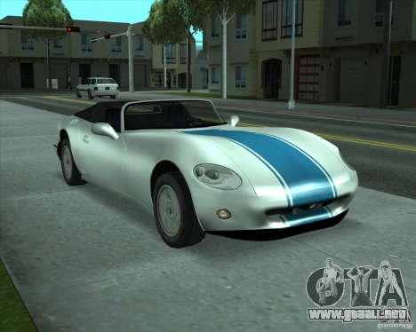 New Banshee [HD] para GTA San Andreas