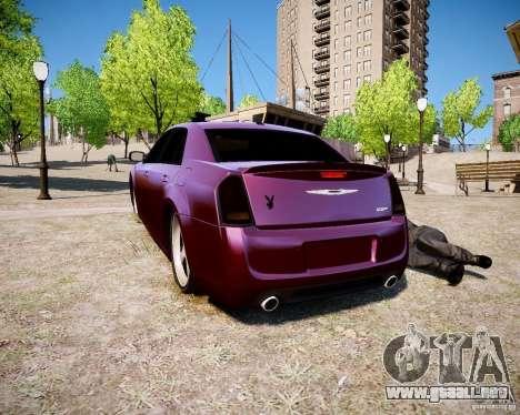 Chrysler 300 SRT8 DUB 2012 para GTA 4 left