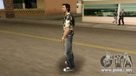 Desgaste de la banda de VeRcEttI para GTA Vice City segunda pantalla