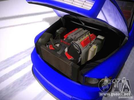 Dodge Ram SRT-10 para visión interna GTA San Andreas