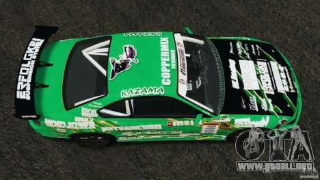 Nissan Silvia KeiOffice para GTA 4 visión correcta