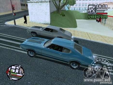 ENB Series v1.5 Realistic para GTA San Andreas twelth pantalla