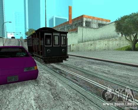 Nuevas máquinas de colores para GTA San Andreas tercera pantalla