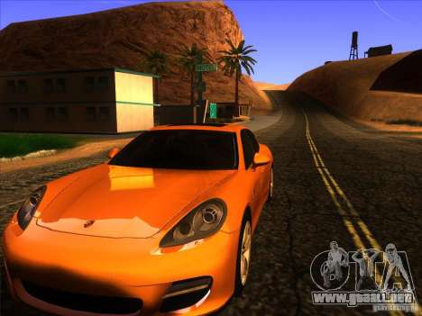 ENBSeries by Fallen v2.0 para GTA San Andreas octavo de pantalla