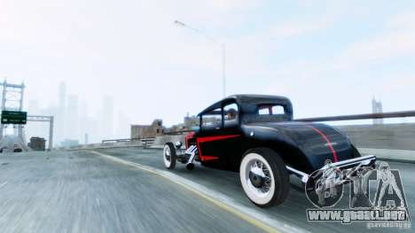 Smith 34 Hot Rod para GTA 4