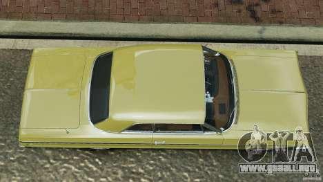 Chevrolet Impala SS 1964 para GTA 4 visión correcta