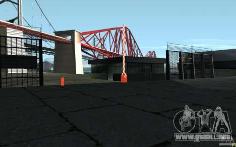 Control de caja HD para GTA San Andreas tercera pantalla