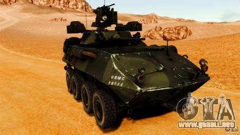LAV-25 IFV para GTA 4