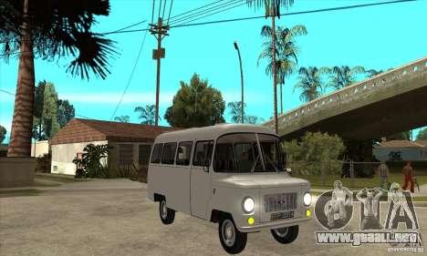 FSD Nysa 522 para visión interna GTA San Andreas