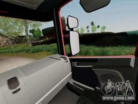 Scania R620 Brahma para las ruedas de GTA San Andreas