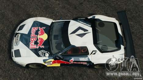 Mazda RX-7 Mad Mike para GTA 4 visión correcta