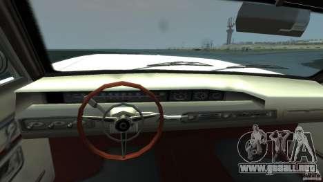 Voodoo Boat para GTA 4 visión correcta