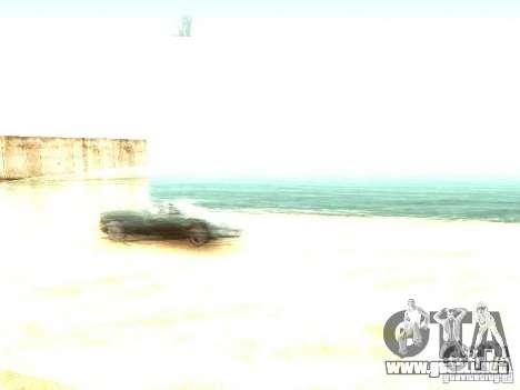 Nuevo Enb series 2011 para GTA San Andreas décimo de pantalla