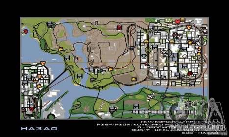 BikersInSa (los moteros en SAN ANDREAS) para GTA San Andreas séptima pantalla