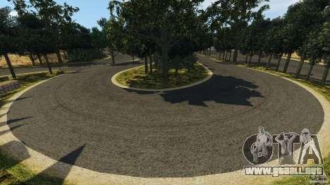 Bihoku Drift Track v1.0 para GTA 4 sexto de pantalla