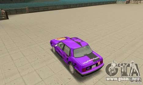 Oldsmobile Cutlass Ciera 1993 para el motor de GTA San Andreas