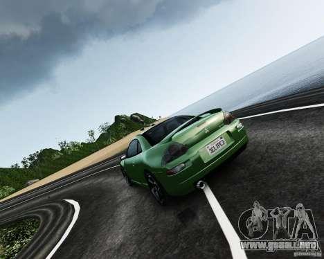 Mitsubishi Eclipse GT-S para GTA 4 left
