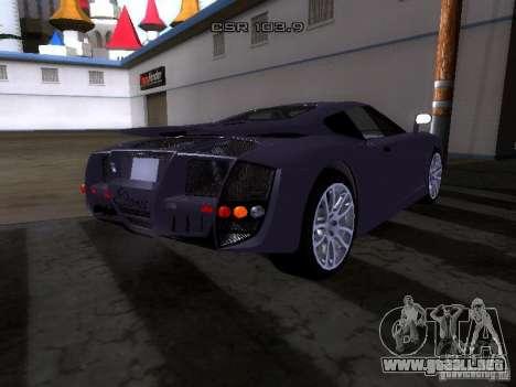 B Engineering Edonis para la visión correcta GTA San Andreas