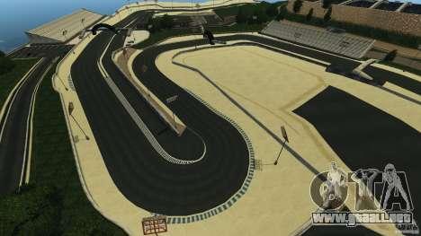 Laguna Seca [HD] Retexture para GTA 4 séptima pantalla