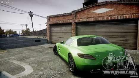 Mercedes-Benz SLS AMG 2010 [EPM] para GTA 4 vista desde abajo