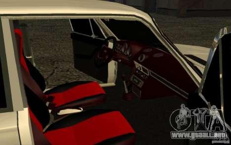 2106 VAZ v. 2 para GTA San Andreas left