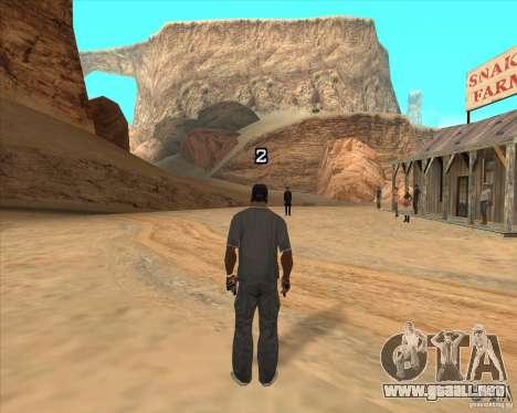 Vaquero duelo v2.0 para GTA San Andreas