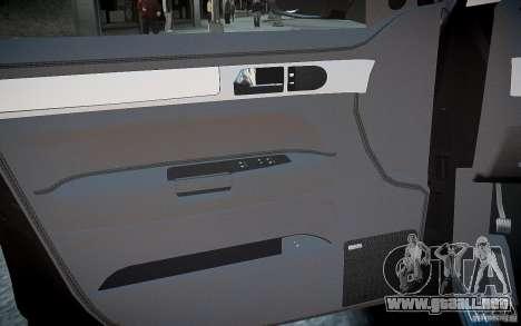 Volkswagen Touareg R50 para GTA 4