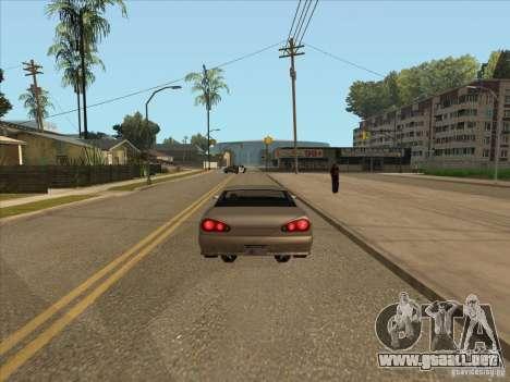 Se graduó de coche frenado para GTA San Andreas tercera pantalla
