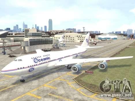 Oceanic Airlines para GTA 4