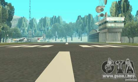 Base of CJ mod para GTA San Andreas séptima pantalla